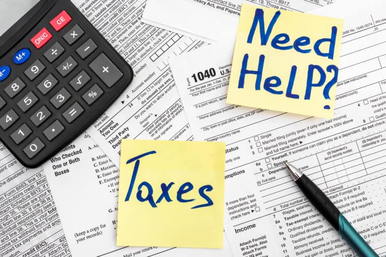 How to Save Money on Tax Services